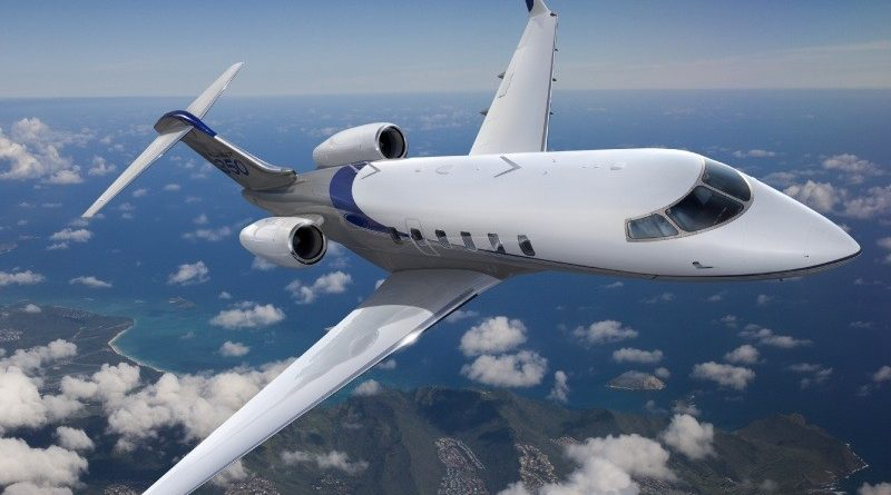 Challenger 350 de Bombardier