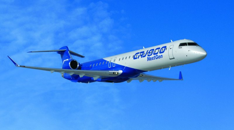 The CRJ900 is not obsolete