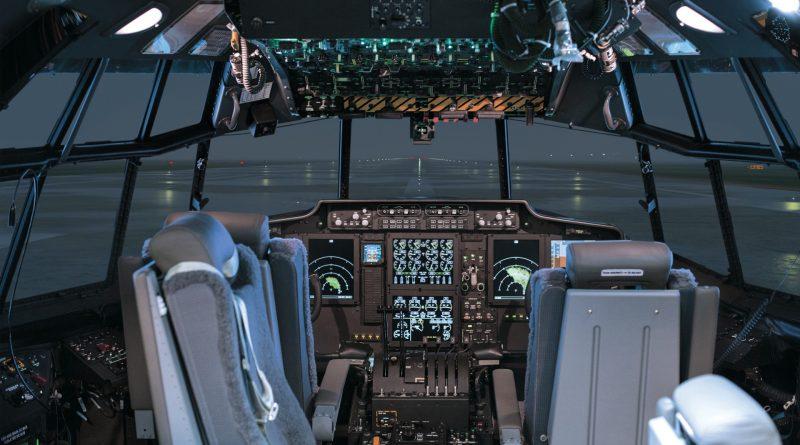 Simulateur C130-J