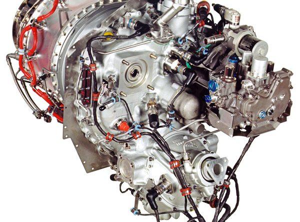 Moteur PW206b de Pratt & Whitney Canada