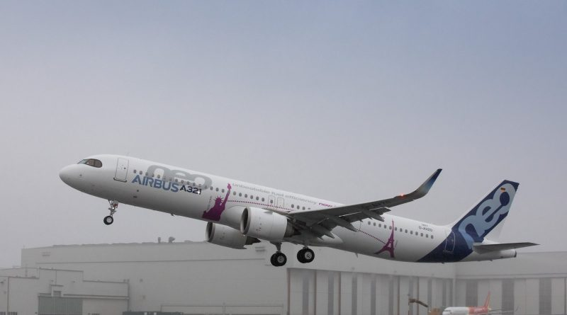 Airbus A321NEO-LR