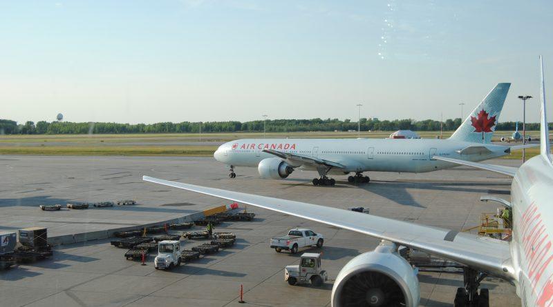 Air Canada CYUL July 2018