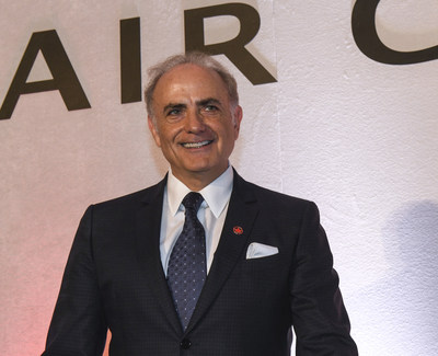Air Canada's CEO Calin Rovinescu