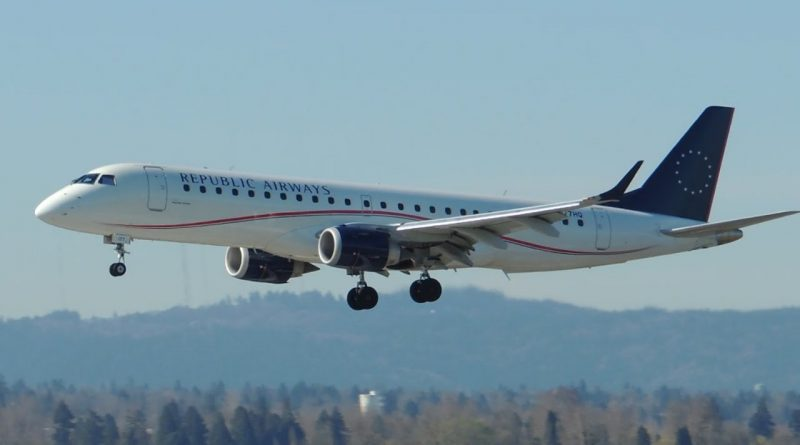 ERJ-190 Republic Airways
