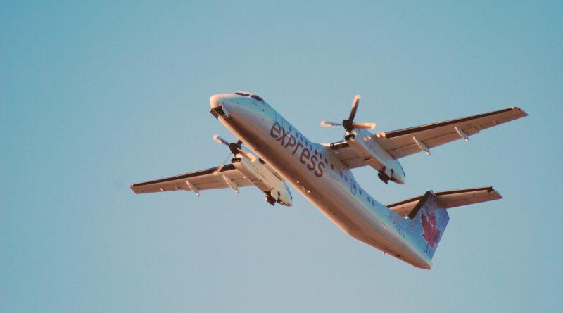 Q300 Air Canada Express