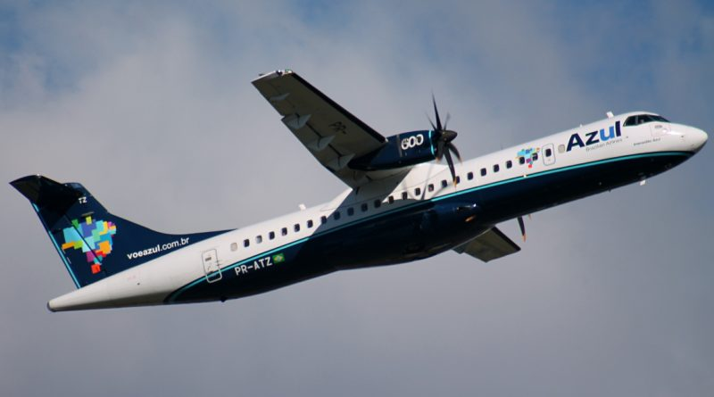 Chorus Aviation announces acquisition of aircraft on lease to Azul Airlines