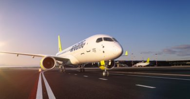Chorus Aviation lessor of 5 Air Baltic A220-300s