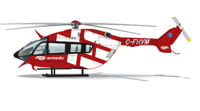 Air Médic EC145e
