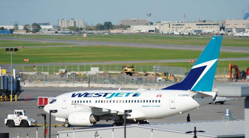 WestJet B737-600