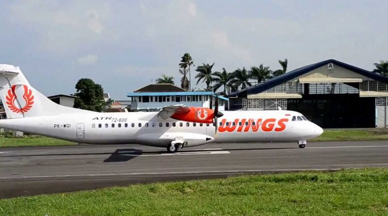 Lion Air ATR 72-600