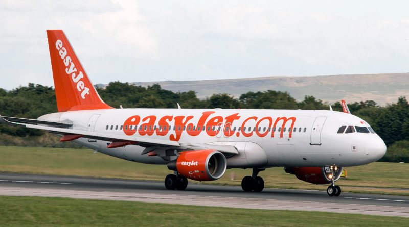 easyJet signs long-term training agreement with CAE valued at more
