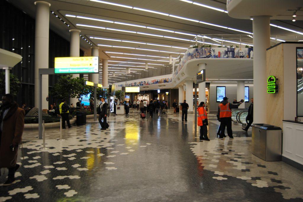 LaGuardia new terminal B