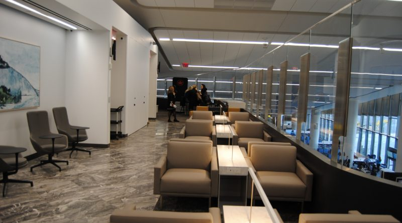 Maple Leaf Lounge 1