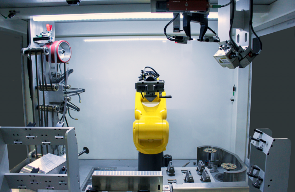 AV&R Robotic solution