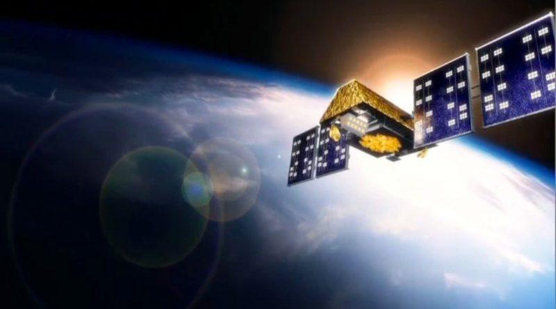 Aireon Iridium satellite