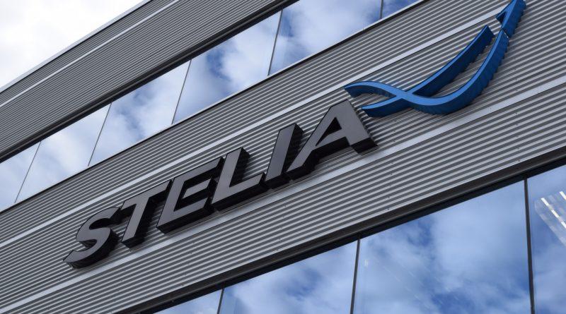 STELIA's Mirabel assembly plant