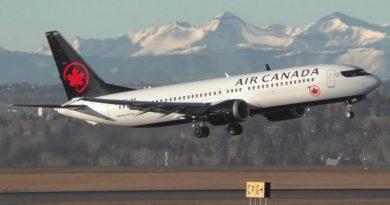 No MAX at Air Canada Until February 14