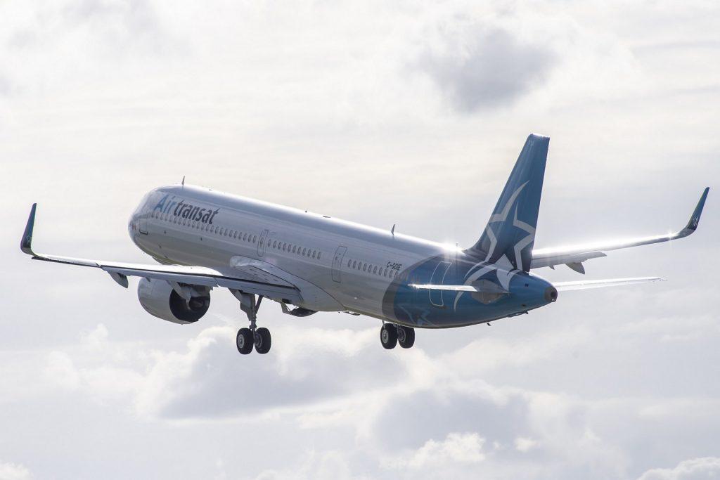 The A321LR on transatlantic routes