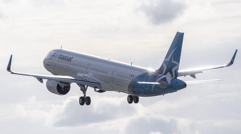 Air Transat A321LR