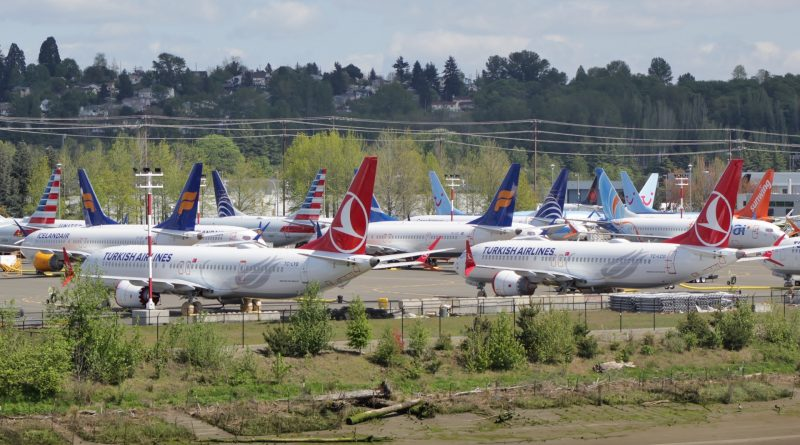 Grounded B737MAX since April 10 and until?