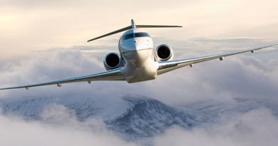 Bombardier delivers Luftwaffe's first Global 6000