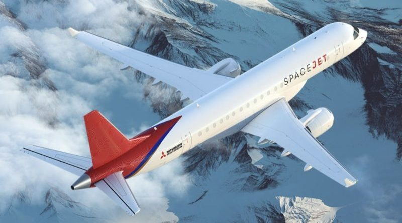Mitsubishi Aircraft settles in Montreal