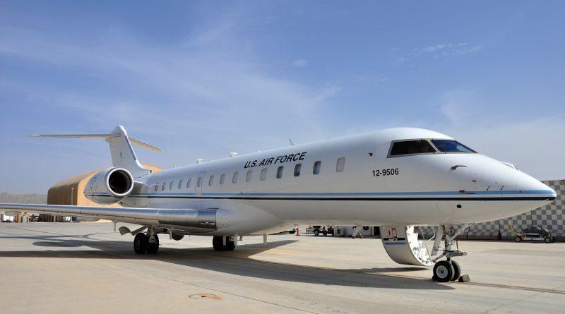 USAF E-11A riches 100,000 hors milestone