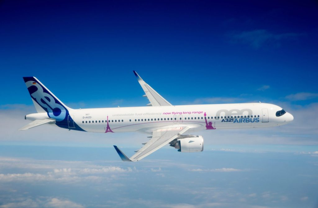 With the A321LR and XLE, Airbus is delivering to the market what it wants