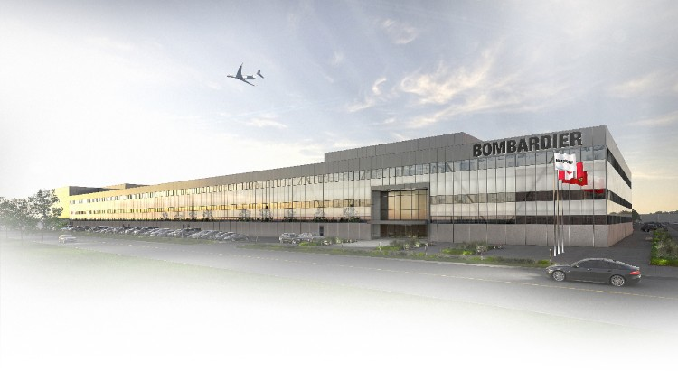 Bombardier end GTAA signed a longterm agreement