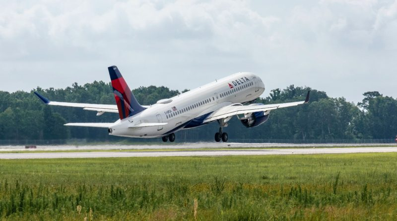 Delta's first A220-300